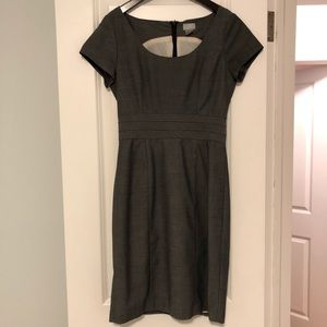 H&M grey dress